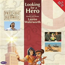 Looking for a Hero CD